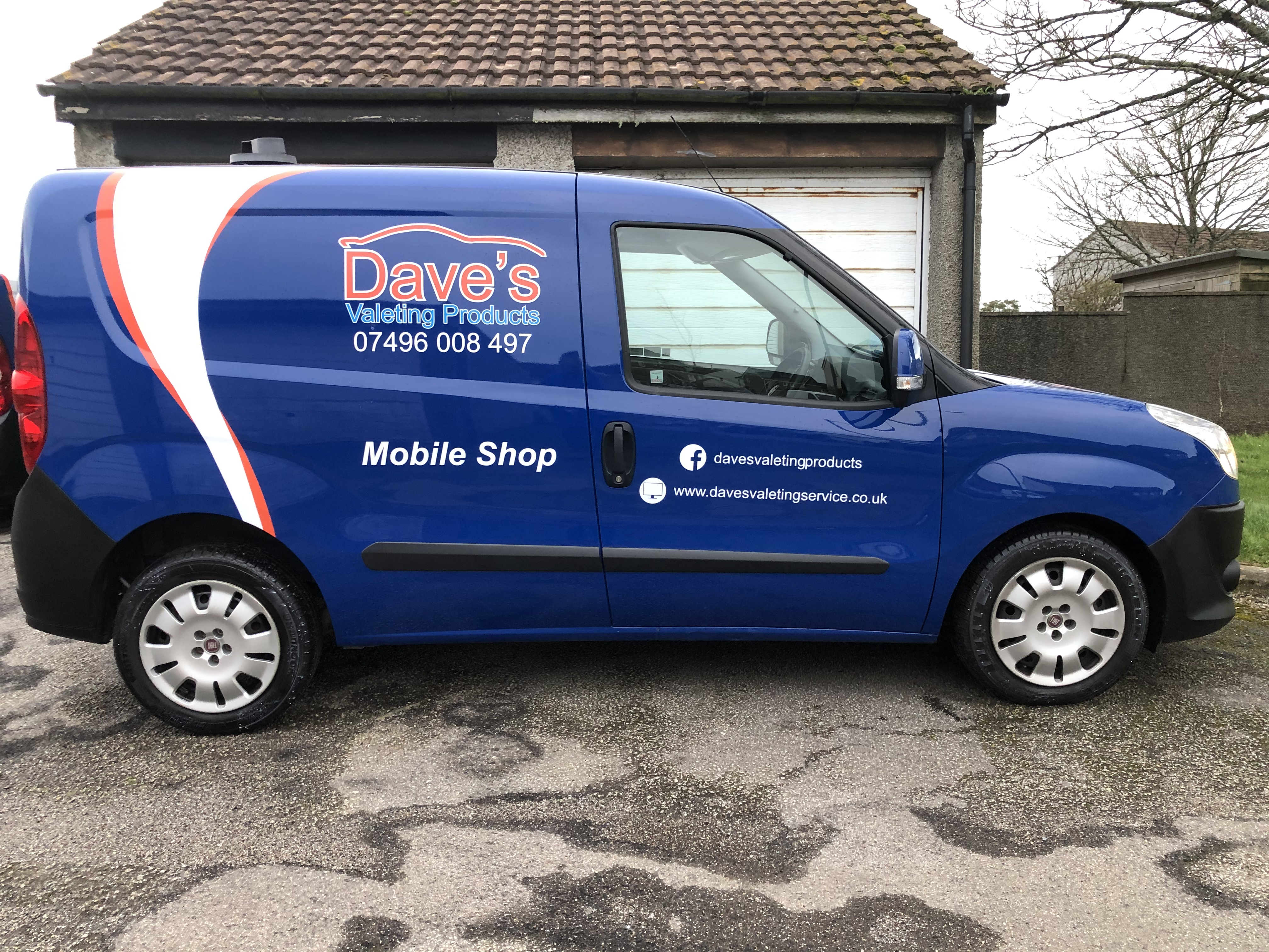 Image #1 from Dave's Valeting service
