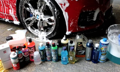 Car-Chem Shampoo Comparison