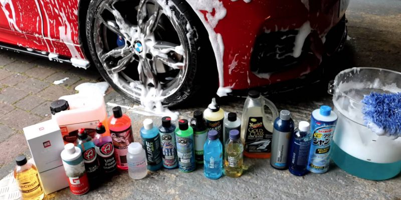Car-Chem Shampoo Comparison