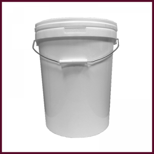 Detailing Bucket With Lid