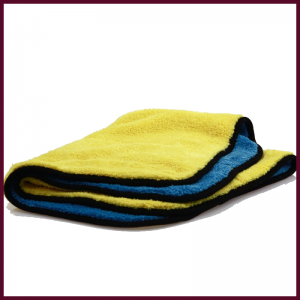 Dual Sided Professional Microfibre Towel