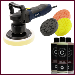 Dual Action Polisher Bundle