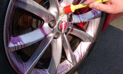 Wheel & Tyre Care