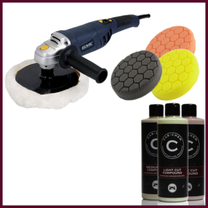 Rotary Polisher Bundle